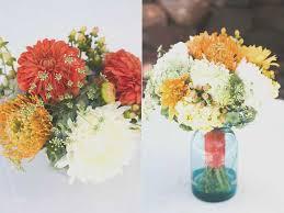 jar wedding unique jar wedding centerpieces with flowers creative maxx