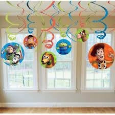 story swirl decorations