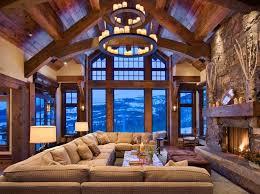 Rustic Interior Design Most Beautiful Houses In The World - Beautiful homes interior design