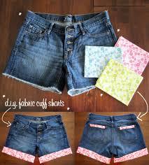 friday diy fabric short cuffs fabrics diy clothing and diys