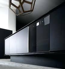 Sliding Door Design For Kitchen Pantry Cabinet Sliding Door Image Of Sliding Door Media Cabinet