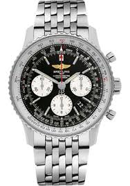 breitling steel bracelet images Breitling navitimer 01 watches from swissluxury jpg