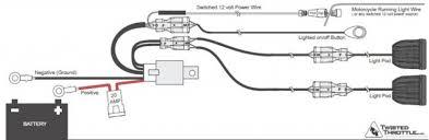 wiring diagram for motorcycle running lights u2013 readingrat net