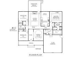 Ellington Floor Plan Houseplans Biz House Plan 1941 A The Ellington A