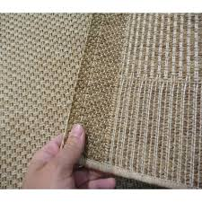 Sisal Outdoor Rugs Decoration Oversized Jute Rug Cheap Sisal Carpet Blue Jute Rug