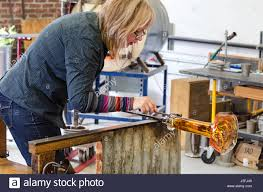 glass blowing art stock photos u0026 glass blowing art stock images