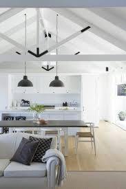 Home Interior Ceiling Design by Best 10 Exposed Trusses Ideas On Pinterest Traditional Kitchen