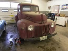 Classic Ford Truck Glass - 1947 ford pickup u2013 classic garage