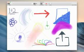 whiteboard sketch doodle and share on the mac app store