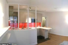 fermer une cuisine ouverte 3 exemples de cuisine pour studio cuisine pour studio