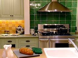 green kitchen backsplash tile attractive green kitchen tiles dsc03211 5 on kitchen home zone