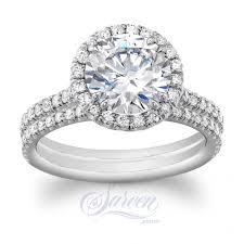 jewelry rings ladies images Sareen matching set rings ladies diamond ring jpg