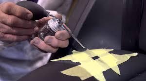 Car Interior Upholstery Repair Car Interior U0026 Car Seat Repairs Auto Refurb Northampton Youtube