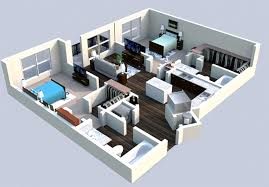 Spacious 3 Bedroom House Plans 1 2 3 Bedroom Apartments For Rent In Orlando Fl Landon House