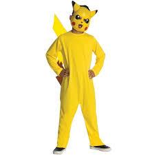 pikachu costume pikachu child costume walmart