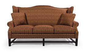 chippendale sofa high back chippendale sofa town country furniture
