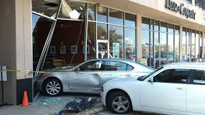 woman drives into subway restaurant near downtown houston abc13 com