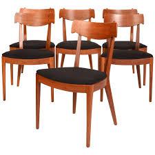drexel heritage dining room chairs set of six kipp stewart for drexel walnut u0027declaration u0027 dining