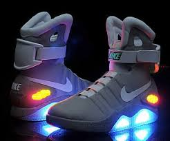 light up high tops nike back to the future light up shoes