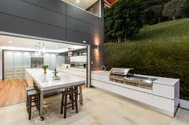 Designer Kitchens Brisbane New Outdoor Kitchen Cabinets Brisbane Taste