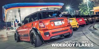 widebody flares north american motoring