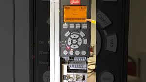 generating alarms for commissioning on danfoss vfds youtube