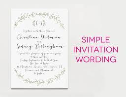simple wedding invitation wording for friends tamil wedding