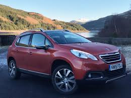 peugeot 2008 crossover peugeot 2008 crossover value on stilts review and test drive