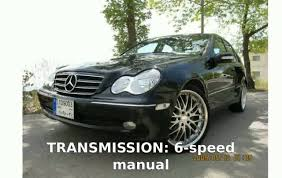 mercedes benz c230 kompressor specification and info youtube