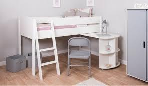 Mid Sleeper Bunk Bed Beds Bunk Beds Children S Bedroom Furniture Bensons For Beds