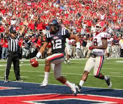 ole miss looks to rise donte moncrief gives the rebels hope in