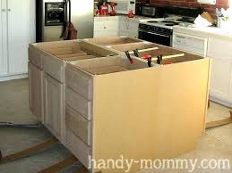 diy kitchen island table diy kitchen island with seating astronlabs co