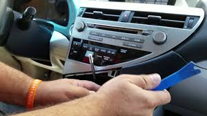 lexus of van nuys service how to remove radio navigation from lexus rx350 2010 for repair
