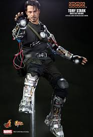 tony stark iron man tony stark mech test version 1 6 scale iron man