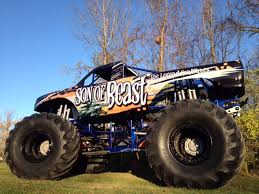 new monster truck themonsterblog com we know monster trucks team beast announces