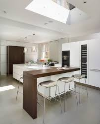 high end kitchen with herringbone wood floor kitchen contemporary