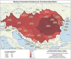 Moldova Map Countries At Risk Moldova