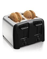 English Toaster Hamilton Beach Cool Wall 4 Slice Toaster Model 24614z Walmart Com