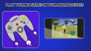 project64 android apk turbo n64 emulator apk free arcade for android