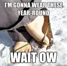 Hate Snow Meme - photos i love snow v i hate snow memes westword