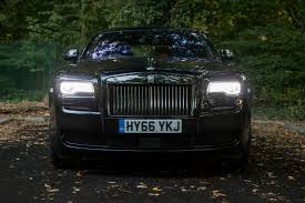 roll royce black rolls royce ghost black badge review in pictures 1 alphr