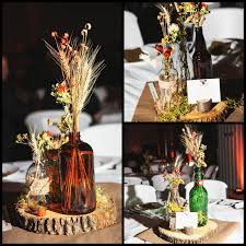 Recycled Wedding Decor Inspirational Rustic Wedding Centerpiece