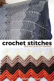 pattern of crochet stitches crochet stitches for blankets rescued paw designs crochet