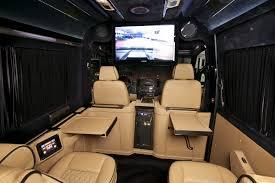 Luxury Van Rental In Atlanta Ga Klassen Excellence Sprinter Mercedes Benz Msd 1201 Family Company