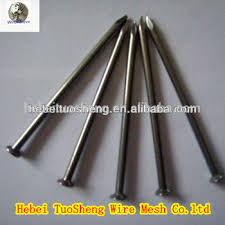 zinc galvanized nails common wire nail umbrella head roofing nails