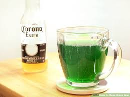 how to make green beer 8 steps with pictures wikihow