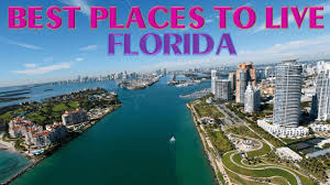 Cheapest Place To Live In Us 5 Best Places To Live In Florida For Families Youtube