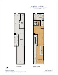 100 typical brownstone floor plan curbed ny archives for