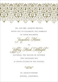 wedding invite verbiage non traditional wedding invitation wording template best
