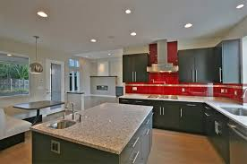grey kitchen cabinets with granite countertops 35 gray kitchen counters you can t say no to with pictures